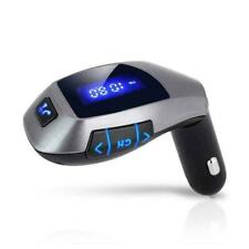 X5 Bluetooth FM Transmitter Wireless Radio Adapter USB Auto Player Ladegerä K5N8