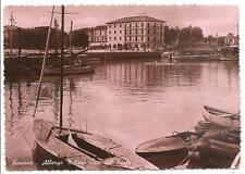 RICCIONE  -  Albergo Milano visto dal Porto.....Ediz. Cartoleria Minerva