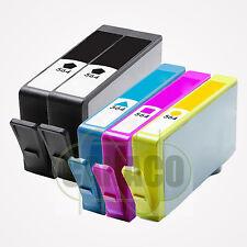 5+ PK New 564 564XL Ink Cartridge for HP Plus-B209a C5324 D5440 B109a 5520 7520
