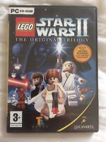 LEGO Star Wars 2 Original Trilogy PC Windows Game Empire Strikes Back Return