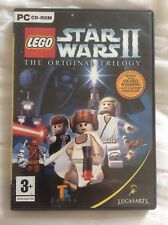 LEGO Star Wars 2 Original Trilogy PC Windows Game Empire Strikes Back Return