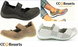 CC Resorts shoes cloud comfort elastic walking shoe CC Resorts Footwear Sammi