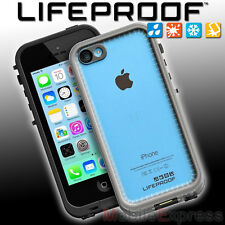 GENUINE Lifeproof Fre Shock - Waterproof Case for Apple iPhone 5C Black / Clear