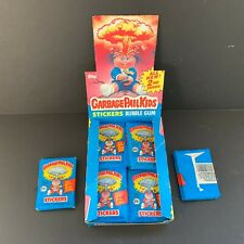 (1) 1985 Topps Garbage Pail Kids GPK 2nd Series 2 Unopened Sealed Wax Pack EX-