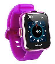 VTech Kidizoom Smartwatch DX2 Child Kid Safe Smart Watch w/ 2 Cameras (Purple)
