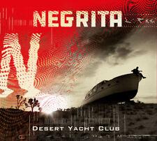 NEGRITA - DESERT YACHT CLUB - CD SIGILLATO DIGIPACK 2018