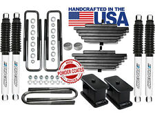 """2000-2005 FORD Excursion 3"""" + 3"""" FULL LIFT kit w/ ProComp Shock Absorbers"""