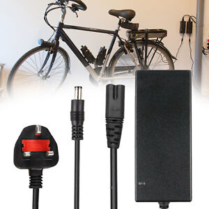 42V 2A Battery Charger For 36V Li-on Battery Electric Bike Ebike Scooters New