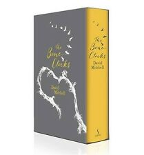 Signed by David Mitchell, THE BONE CLOCKS, Scepter UK, Limited Edition