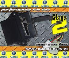 AMR Racing Performance CDI Rev Box Yamaha Banshee 350 ATV Parts 97-06 - STAGE 2