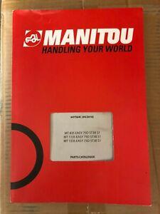 Manitou Forklift Parts Manual Models MT835/MT1135/MT1335 Easy