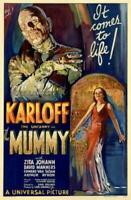 The Mummy Poster//The Mummy Movie Poster//Movie Poster//Poster Reprint