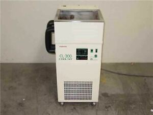 Taitec CL-300 Coolnit Heating & Cooling Water Bath Air Cooled Bath Dimensions