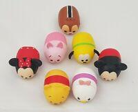 Disney Tsum Tsum Vinyl mini figure set x8 from JAPAN