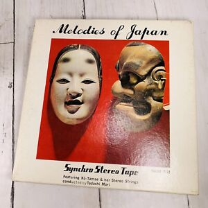 Melodies of Japan  Synchro Stereo Tape original from July 1964 SSM 102
