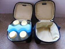 Medela Thermal Cooler Bag with Ice Pack and 4 Bottles + extra cooler