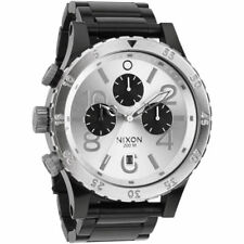 Nixon 48-20 Stainless Steel Chronograph Quartz Men's Watch A486