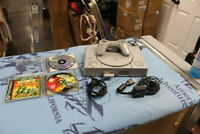 PS1 PlayStation 1 Original Video Game Console Tested Complete Bundle Lot