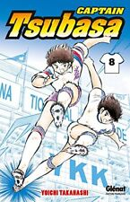 Captain Tsubasa Tome 8 Yoichi Takahashi Glenat Pierre Fernande Francais Book