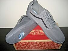 63d9155e83 Vans Mens Iso 1.5 Mono Pewter Grey Running Athletic Shoes Size 7 Ultra Cush  NWT