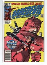 Daredevil #181 Frank Miller Death of Elektra Bullseye 9.0