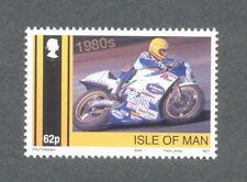 Isle of Man -Joey Dunlop -Motorcycles-TT races mnh