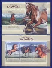 Postfrische Briefmarken mit Tier-Motiven aus Guinea
