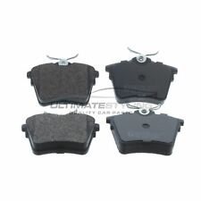 Peugeot 407 Coupe 2005-2011 2.0 2.2 2.7 3.0 Rear Brake Pads W86-H57-T17.8