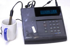 Thermo Orion Model 520 Phmv Meter With Power Supply Amp Probe Compare 520 Aplus