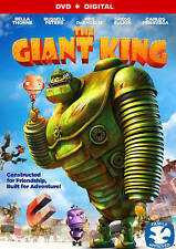 THE GIANT KING 2015 DVD >NEW<