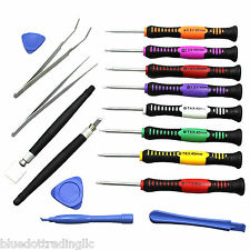 Multi-Bit 16 Screwdriver Set Tool Kit for PC iPad-Tablet Phone Laptop PC