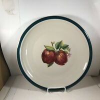 "CHINA PEARL Casuals Apple Pattern 12"" Platter"