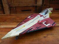 Star Wars: Attack of the Clones - Obi Wan's Jedi Starfighter - Hasbro