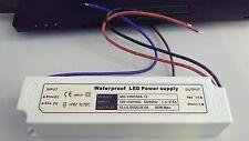 Moluce LED,IP67 waterproof 60W 12V power supply transformer driver,3 yrs warran.