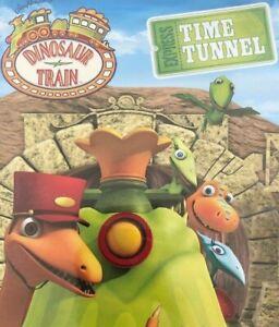 Jim Henson's Dinosaur Train DVD Time Tunnel - 9 EPISODES