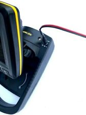 Toslon TF500/TF640/TF740 External Battery Power Lead / Cable / Adaptor