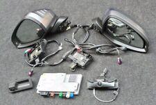 AUDI S4 A4 8W specchietto retrovisore auto pieghevole 4x TELECAMERA