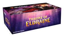 MAGIC THE GATHERING THRONE OF ELDRAINE - ENGLISH BOOSTER BOX SEALED PRE-ORDER