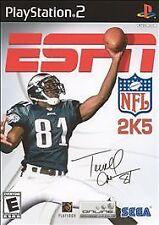 ESPN NFL 2K5 (Sony PlayStation 2, 2004)