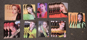 ITZY GUESS WHO PHOTOCARDS