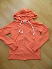 Esprit Essential Sweatjacke / Sweat / Pullover mit Kapuze Gr. XS / 34 Orange