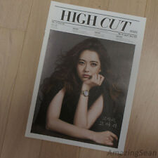 High Cut mini Vol 132, Go Ara Photo Magazine, Korean Celebrity Star, Reply 1994