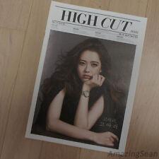 High Cut mini Vol 132, Go Ara Photo Magazine, Korean Celebrity Star, Reply 1994