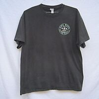Bike Week Daytona Beach Men's Gray L Large? T-shirt 2014 73rd Annual