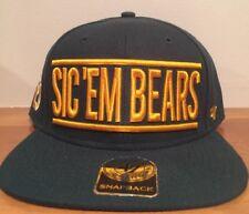 Baylor Bears Sic Em Bears NCAA Green Yellow 47 Brand Snapback Adjustable Hat  Cap c15f8fd30
