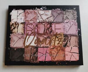 ROSE Quartz EYE SHADOW PALETTE 20 shades New Sealed