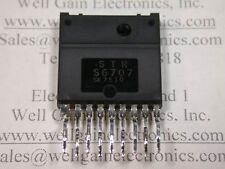 SANKEN STR-S6707 ZIP-9 OFF-LINE SWITCHING REGULATORS IC
