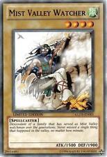 Yu-Gi-Oh Yugioh Mist Valley Watcher GLD3-EN001 Common Mint!