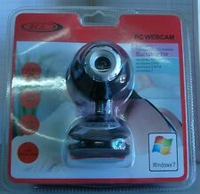 Webcam PC Supercam2 para Portátiles y Monitores LCD - 1.3 mp  con pinza - con pi