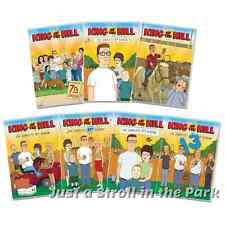 King of the Hill: TV Series Complete Seasons 7 8 9 10 11 12 13 Box / DVD Set(s)